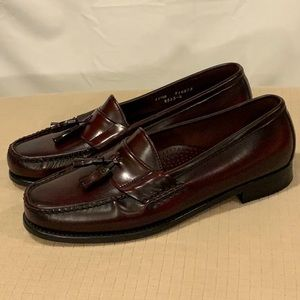 NEW Men's Dexter Burgundy Leather Loafer